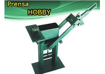 Compro Prensa Hobby