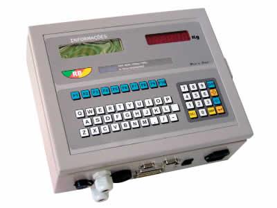 Compro Balança Eletrônica e Impressora