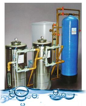 Compro Abrandador manual de água para indústrias