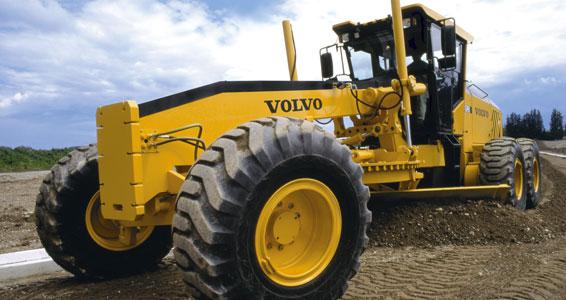 Compro Motoniveladoras Volvo