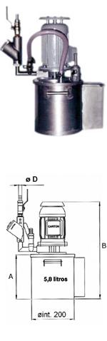 Compro Bombas de Tinta CABE 190