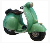 Compro Cofre Lambreta Verde