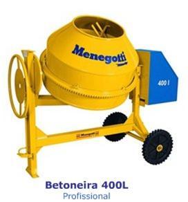 Compro Betoneira 400 l