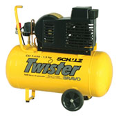 "Compro Compressor CSI 7,4/50 - Profissional Leve ""Twister Bravo"""
