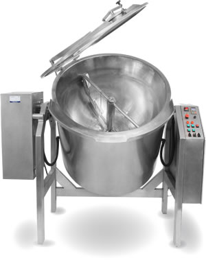 Compro Thermo Mixer Geiger