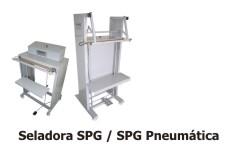 Compro Seladora SPG Pneumatica