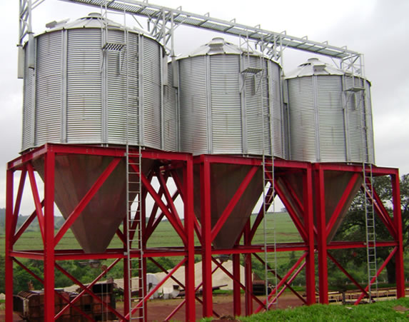 Compro Torres de silos