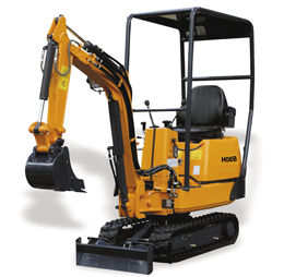 Compro Micro-Escavadeira H08B