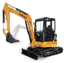 Compro Mini-Escavadeira H36CR