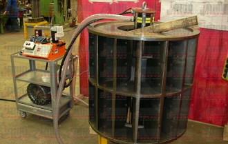 Compro Aquecimento de rotores de bombas com canhão