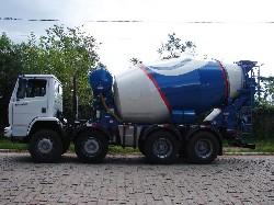 Compro Betoneira 8m³