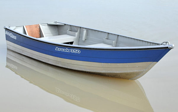 Compro Barcos Aruak 350