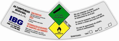 Compro Ar Comprimido Medicinal (Mistura O2 + N2)