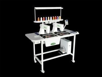 Compro Máquina de Bordar Industrial MB1202