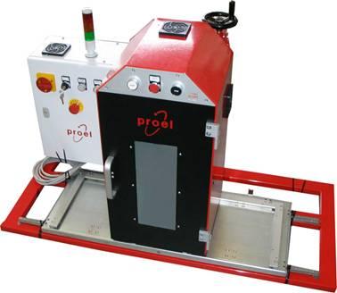 Compro Fibre Maker Galvanometric Laser System