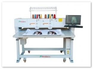 Compro Maquina de bordar BDT-102