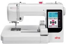 Compro Máquina de Bordar Elna 8100
