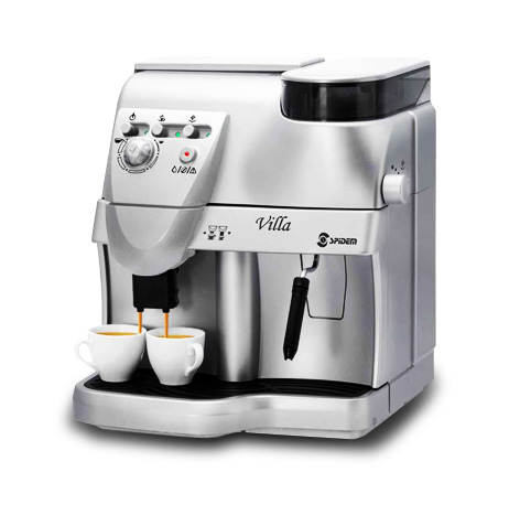 Compro Maquina Villa para cafe expresso
