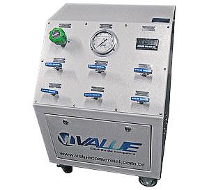 Compro Painel de controle de pressão para gases