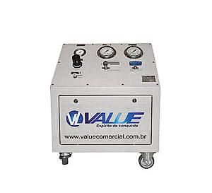 Compro Unidade de pressurização de gases Power Pac 300