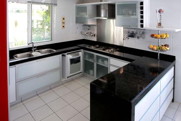Compro Cozinhas em marmore