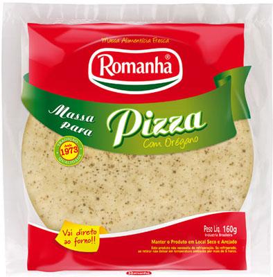 Compro Massa para Pizza com Orégano