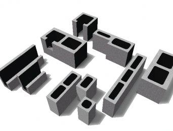 Compro Blocos de concreto