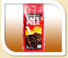 Café Pelé Torrado em Grão Expresso