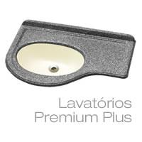 Lavatórios Premium Plus