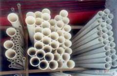 Tubos e conexões em PVC