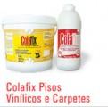 Colafix Pisos Vinílicus e Carpetes