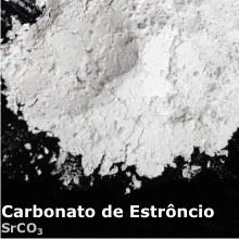 Carbonato de Estrôncio