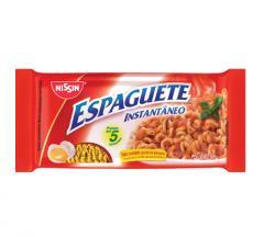 Espaguete e Yakisoba Nissin