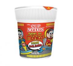 Cup Noodles Turma da Mônica