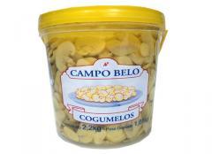 Champignon Fatiado Campo Belo 1,01Kg
