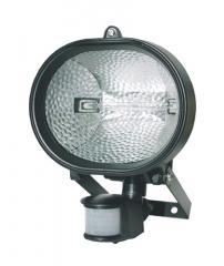 DNI 6018 - Refletor Halógeno com Sensor - 300 à