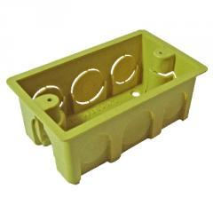 Caixa Isoplast Amarela
