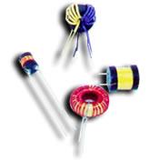 Toróides pequenos, bobina tipo carretel