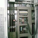 Painéis elétricos para comando de centrífugas