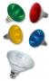 Lampada Halógena Par 16 - 60W Colorida