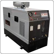 Conjunto Diesel para Solda Elétrica Modelo TN