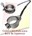 Resistências HG tipo Coleira