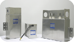Capacitores trifásicos, a óleo, tipo GD