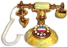 Telefone Modelo Colonial - Clássico