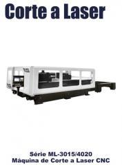Máquinas de corte a laser CNC