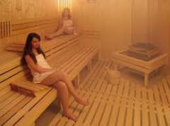 Sauna Seca ou Finlandesa