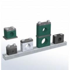 Abraçadeira Simples para 1 tubo hidraulico