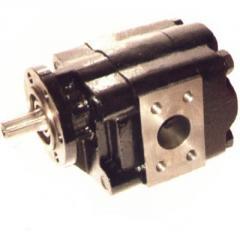 Bomba Hidráulica com eixo extriado carcaça de ferro ou aluminio
