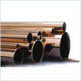 Tubos e conexões de cobre para gás e água quente