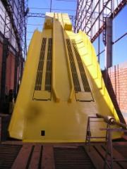 Tombador 21 metros para bi-trem